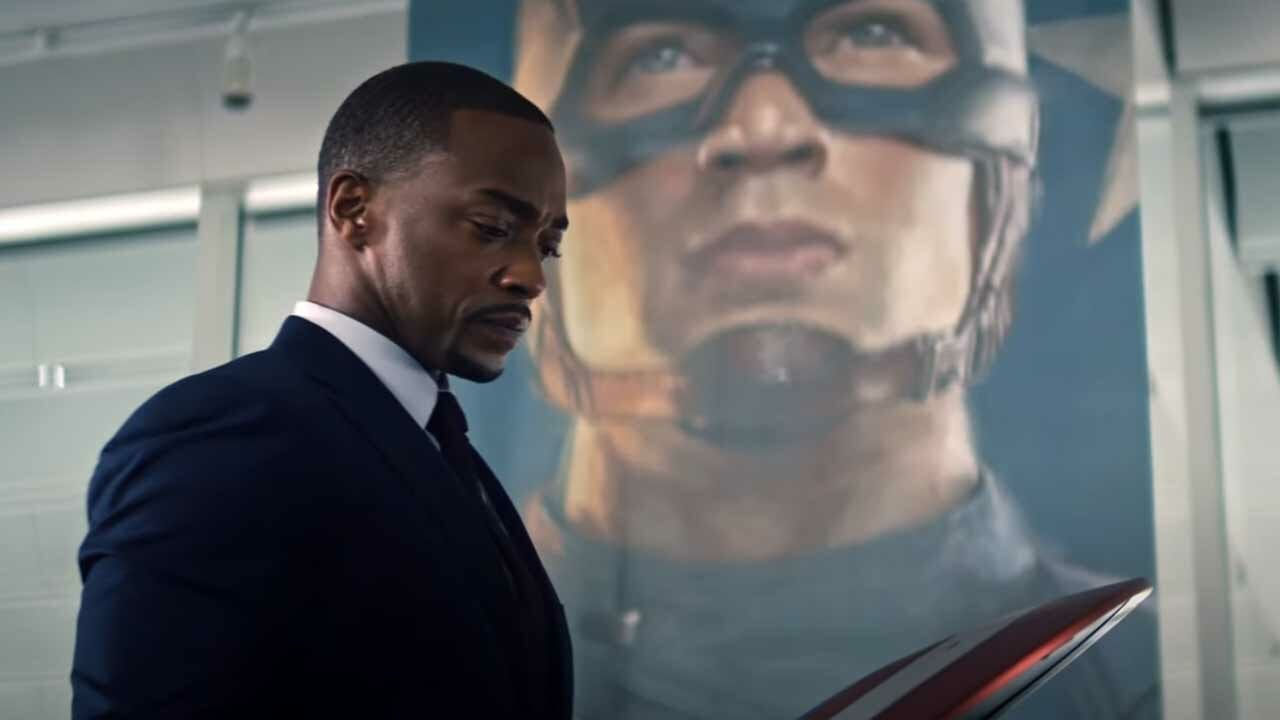 """Neuer Trailer zur Serie """"The Falcon and The Winter Soldier"""" von Disney+"""