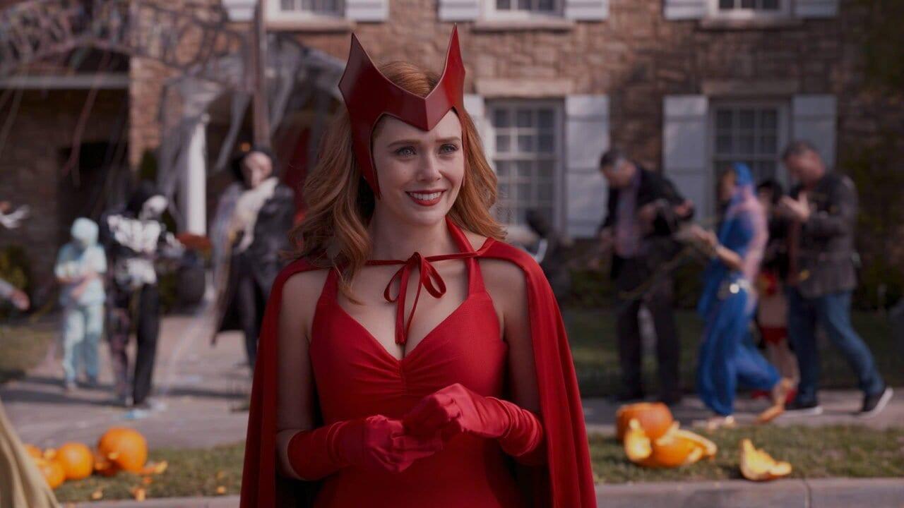 Review: Marvel's WandaVision S01E06 – Ein brandneues Halloween Spuktakel