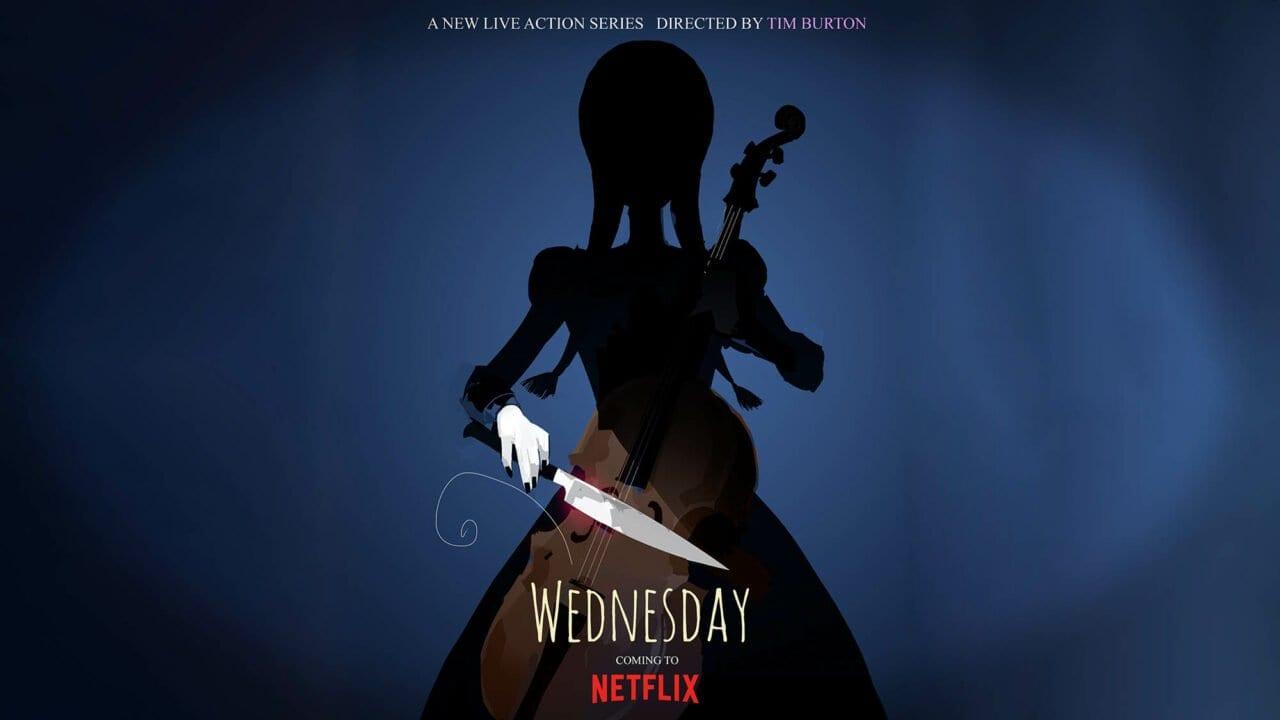 Addams Family: Tim Burton inszeniert Netflix-Serie über Wednesday