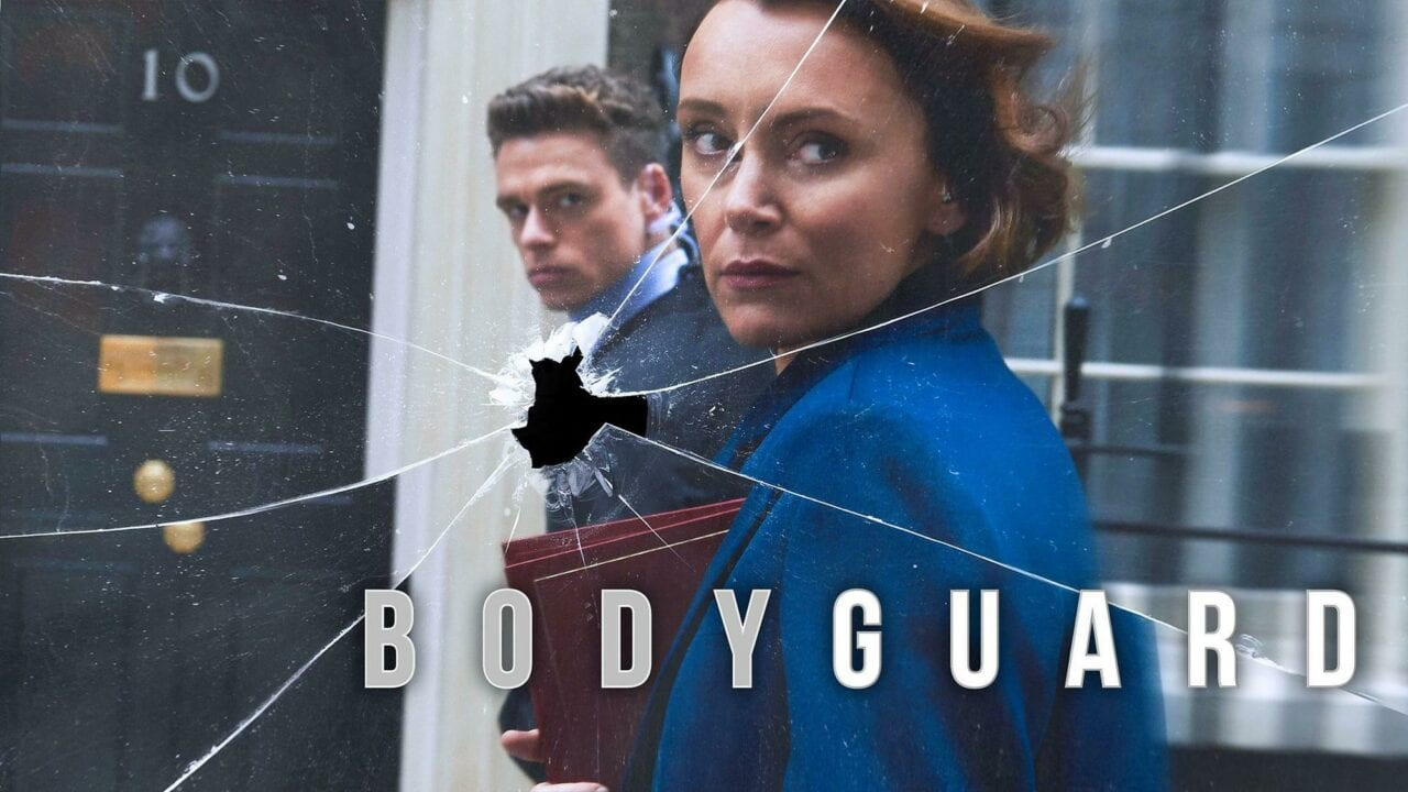 Review: Bodyguard S01E01 – Episode 1 (Netflix / ZDF)