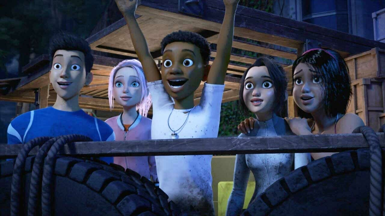 "Review: ""Jurassic World: Neue Abenteuer"" – Staffel 1"