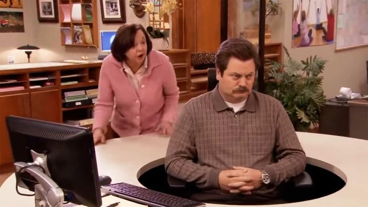 """Einige der lustigsten Szenen aus """"Parks & Recreation"""""""