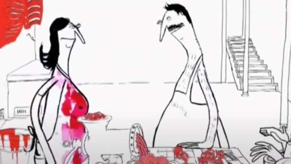 """Im originalen """"Bob's Burgers""""-Konzept waren Bob und Linda Kannibalen"""