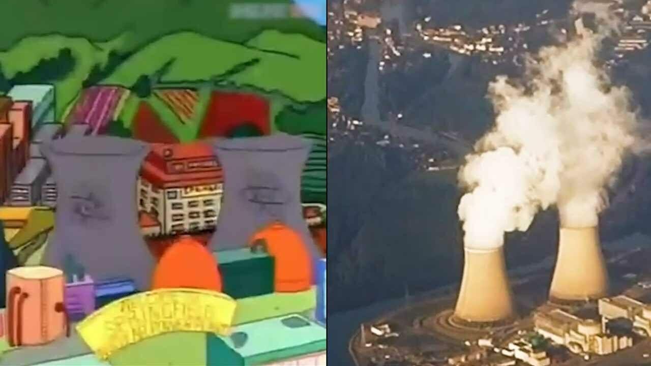 Die Simpsons: Intro aus Stock Footage nachgebaut