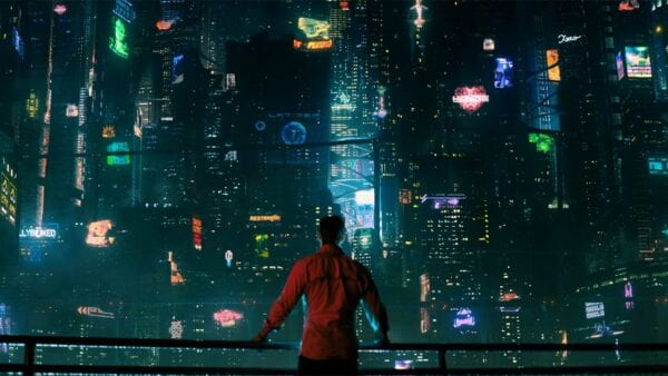 """The Beauty Of """"Altered Carbon"""""""