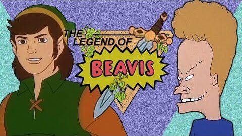 """""""The Legend of Zelda"""" mit der Stimme von Beavis"""