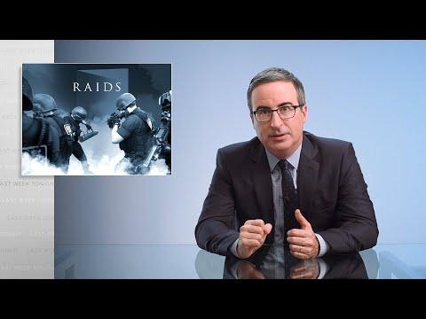 Last Week Tonight with John Oliver: Raids