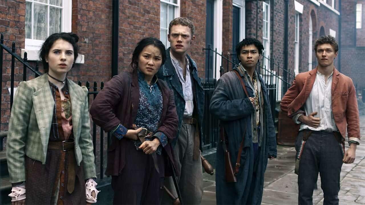 Die Bande aus der Baker Street: Offizieller Trailer zur neuen Netflix-Serie