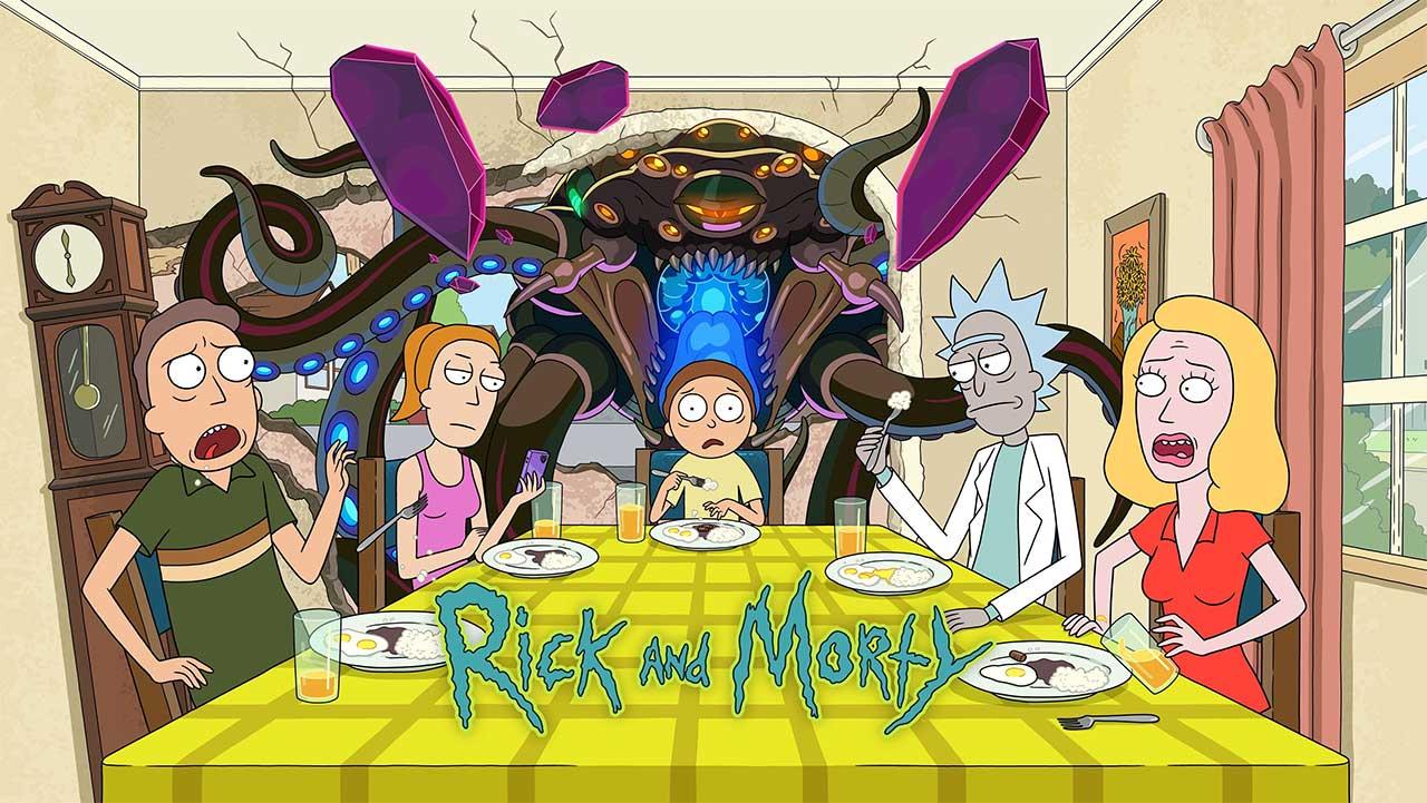 """""""Rick and Morty"""" Staffel 5: Trailer & deutscher Starttermin"""