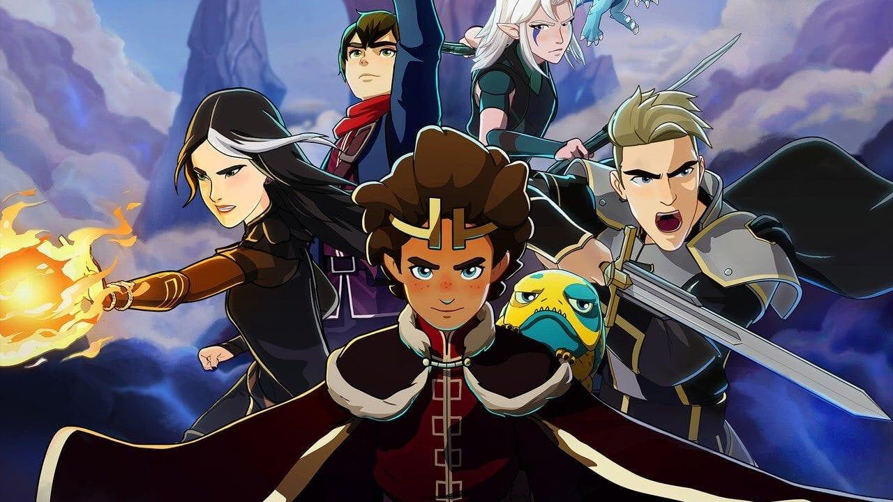 Der Prinz des Drachen: Das Brettspiel zur Fantasy-Serie