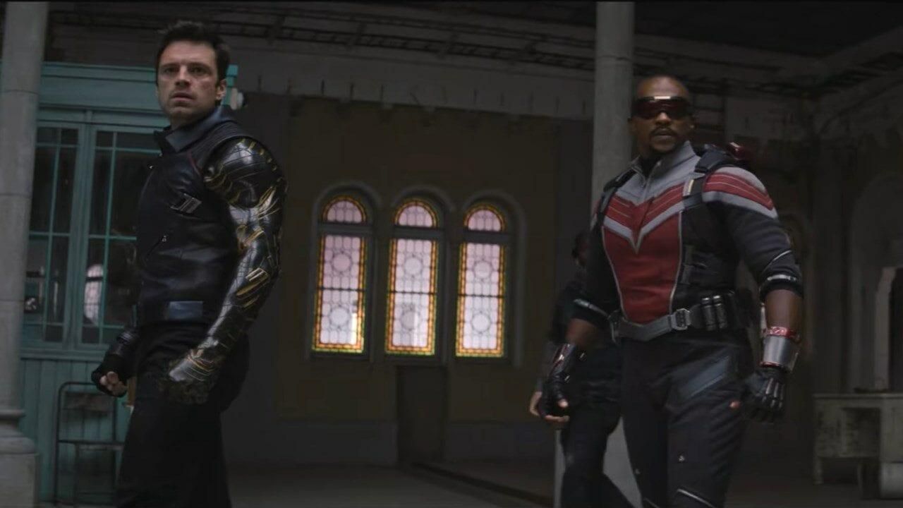 The Falcon and The Winter Soldier: Brandneuer Trailer zur Marvel-Serie