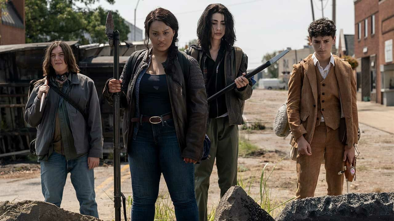 "Review: ""The Walking Dead: World Beyond"" – Staffel 1"