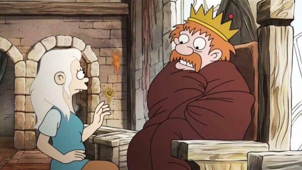 Disenchantment: Alle Honks von King Zøg aus Teil 3