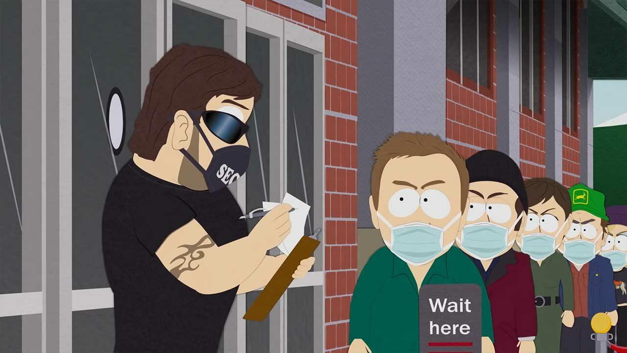 South Park: Impf-Spezialfolge anschauen