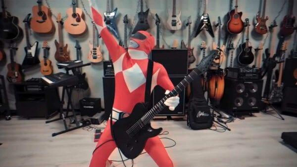 Power Rangers: Titelmelodie als Metal-Version