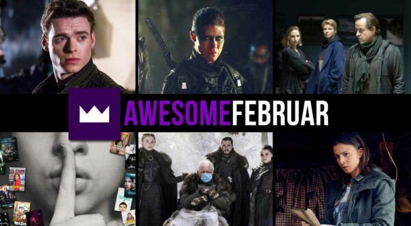 Toplisten: Die beliebtesten TV-Serien des Monats Februar 2021