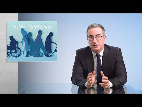 Last Week Tonight with John Oliver: Long-Term Care