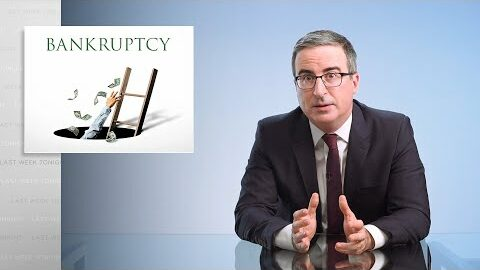 Last Week Tonight with John Oliver: Bankruptcy