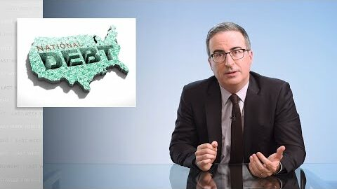 Last Week Tonight with John Oliver: The National Debt