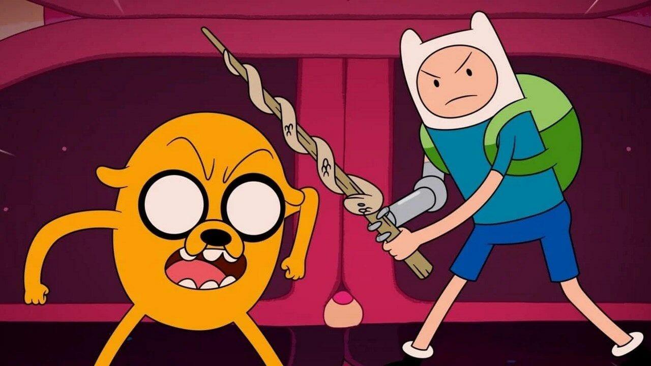 """Teaser Trailer zum neuen """"Adventure Time: Ferne Länder""""-Special"""