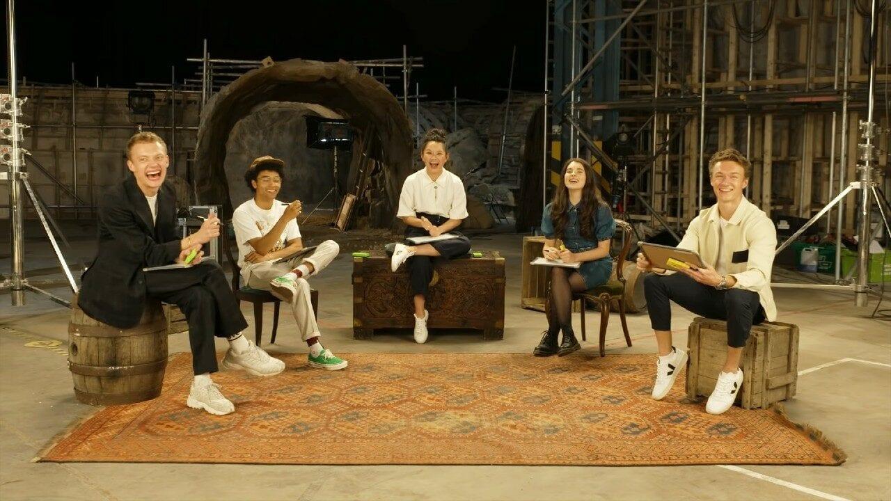 Die Bande aus der Baker Street: Cast stellt sich Quiz zur Serie
