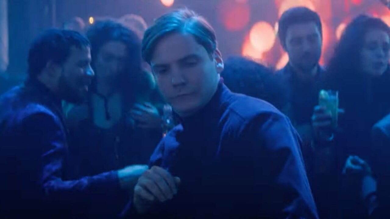 Falcon and The Winter Soldier Zemo Dancing
