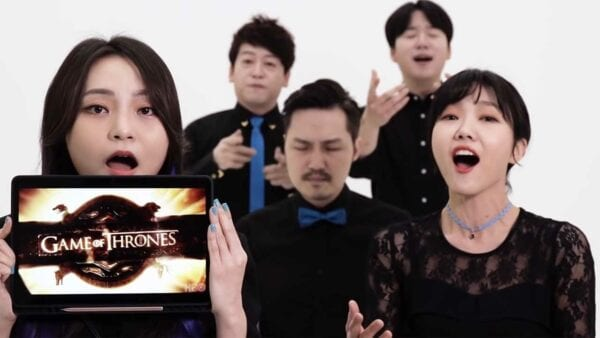Game of Thrones: A-Cappella-Cover des Themes von MayTree