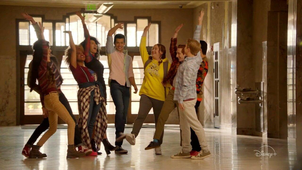 """Offizieller Trailer zur 2. Staffel """"High School Musical: The Musical: The Series"""""""