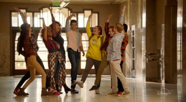 "Offizieller Trailer zur 2. Staffel ""High School Musical: The Musical: The Series"""