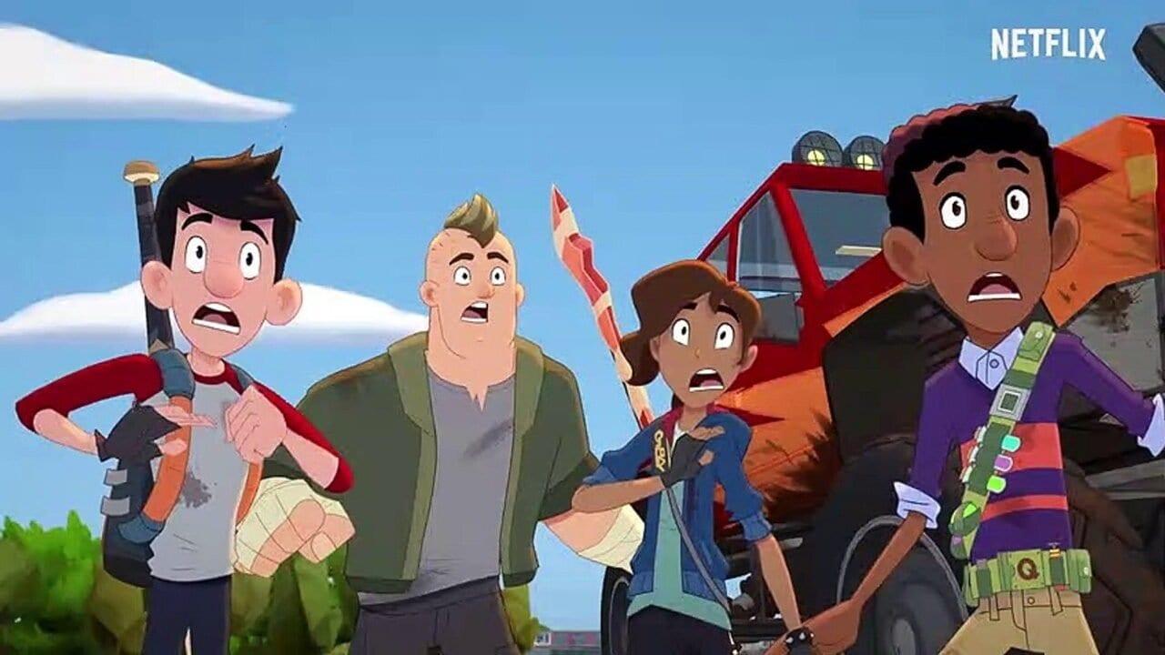 Jack, der Monsterschreck: Trailer zum interaktiven Special