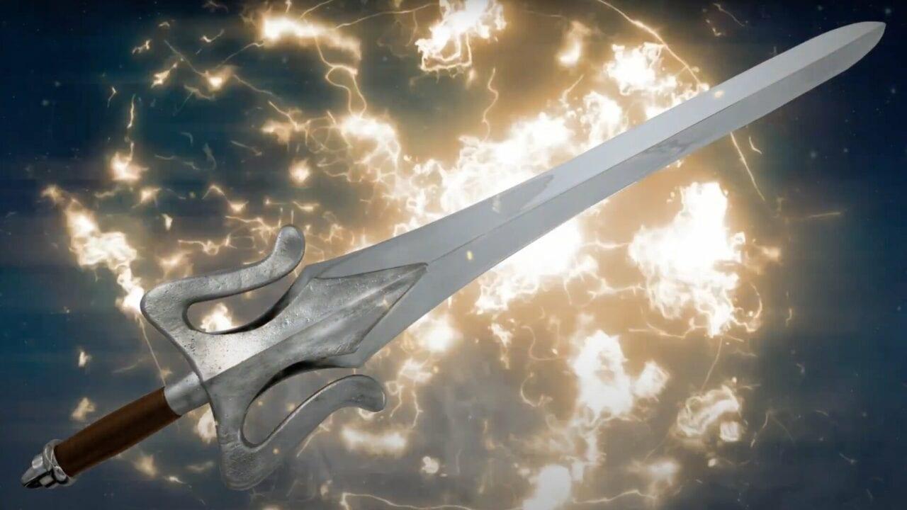 Masters of the Universe: Hochwertige Nachbildung von He-Mans Zauberschwert