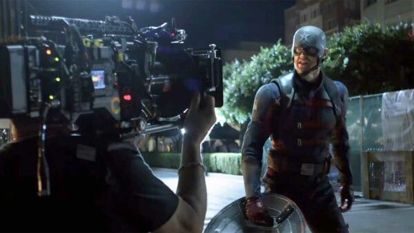"""The Falcon and the Winter Soldier: Making-of-Special """"GEMEINSAM UNBESIEGBAR"""""""