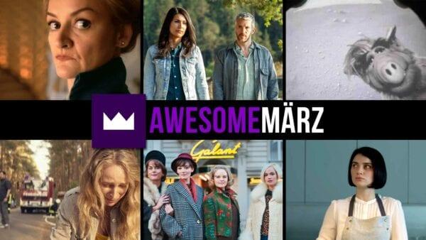 Toplisten: Die beliebtesten TV-Serien des Monats März 2021