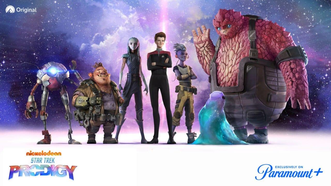 Star Trek: Prodigy – Animierte Serie knüpft an Voyager-Serie an