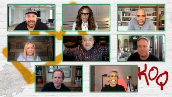 The King of Queens: Cast-Reunion per Videocall