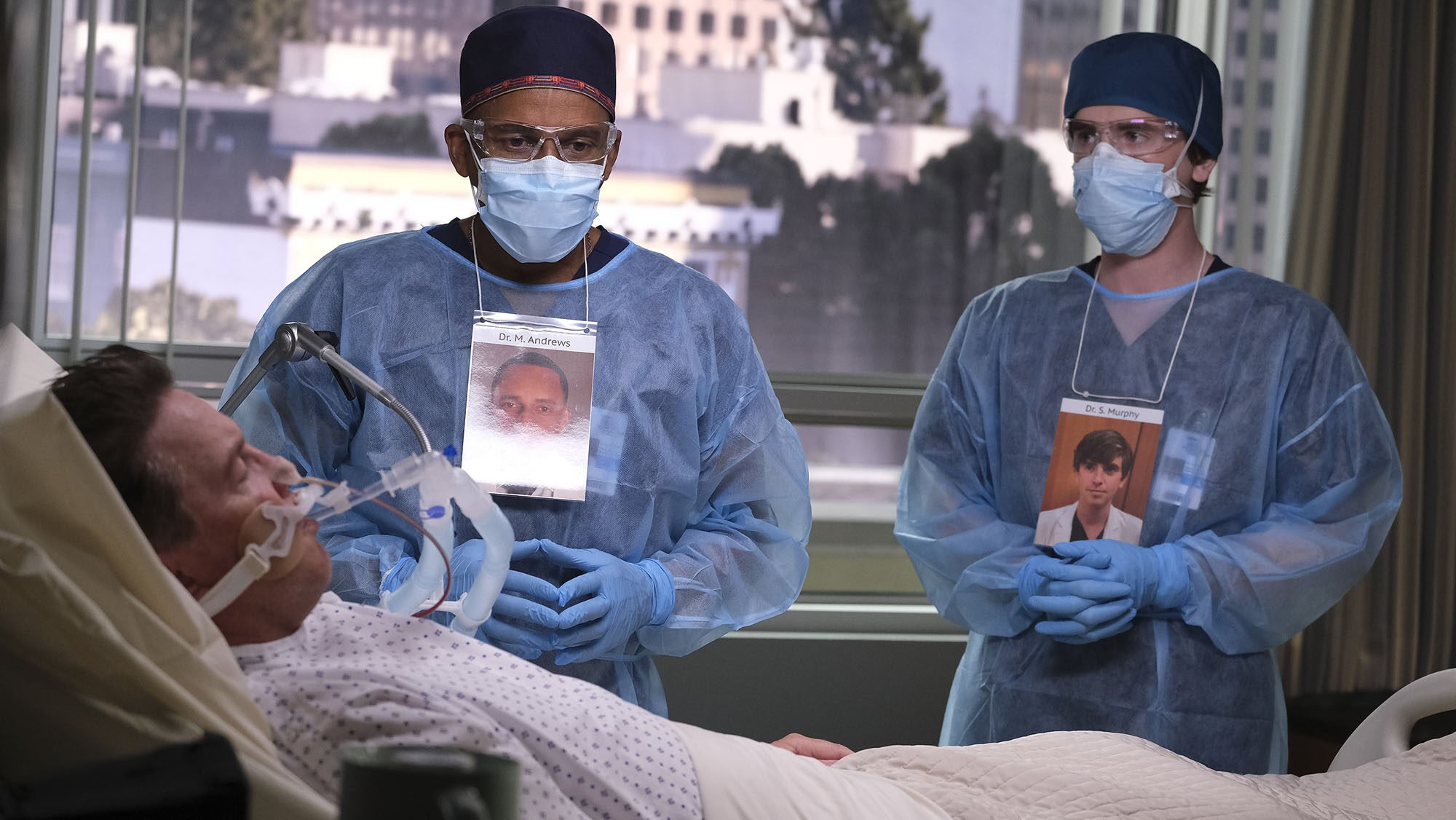 Review: The Good Doctor S04E01+E02 – An vorderster Front (Frontline) I & II