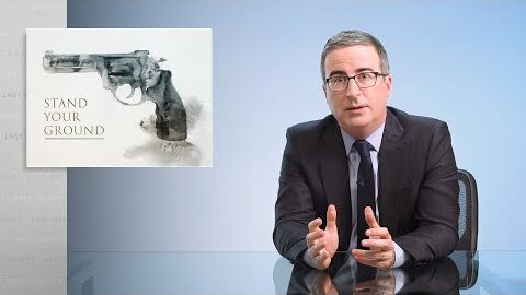 Last Week Tonight with John Oliver: Stand Your Ground