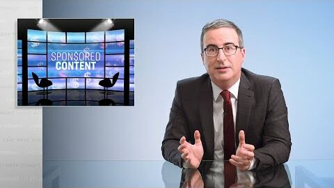 Last Week Tonight with John Oliver: Sponsored Content