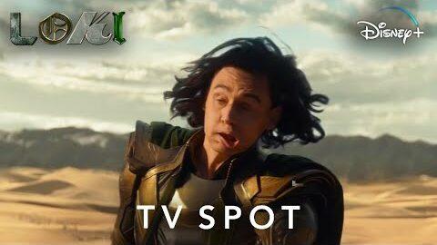 Marvel's Loki: Neuer, witziger TV-Spot