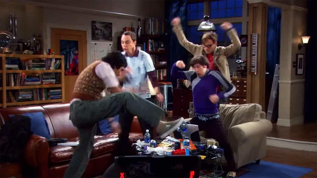 "3 Sekunden aus jeder ""The Big Bang Theory""-Folge"