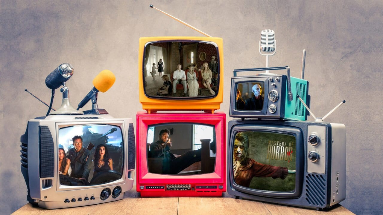 AWESOME 5: Die besten Horror-Serien