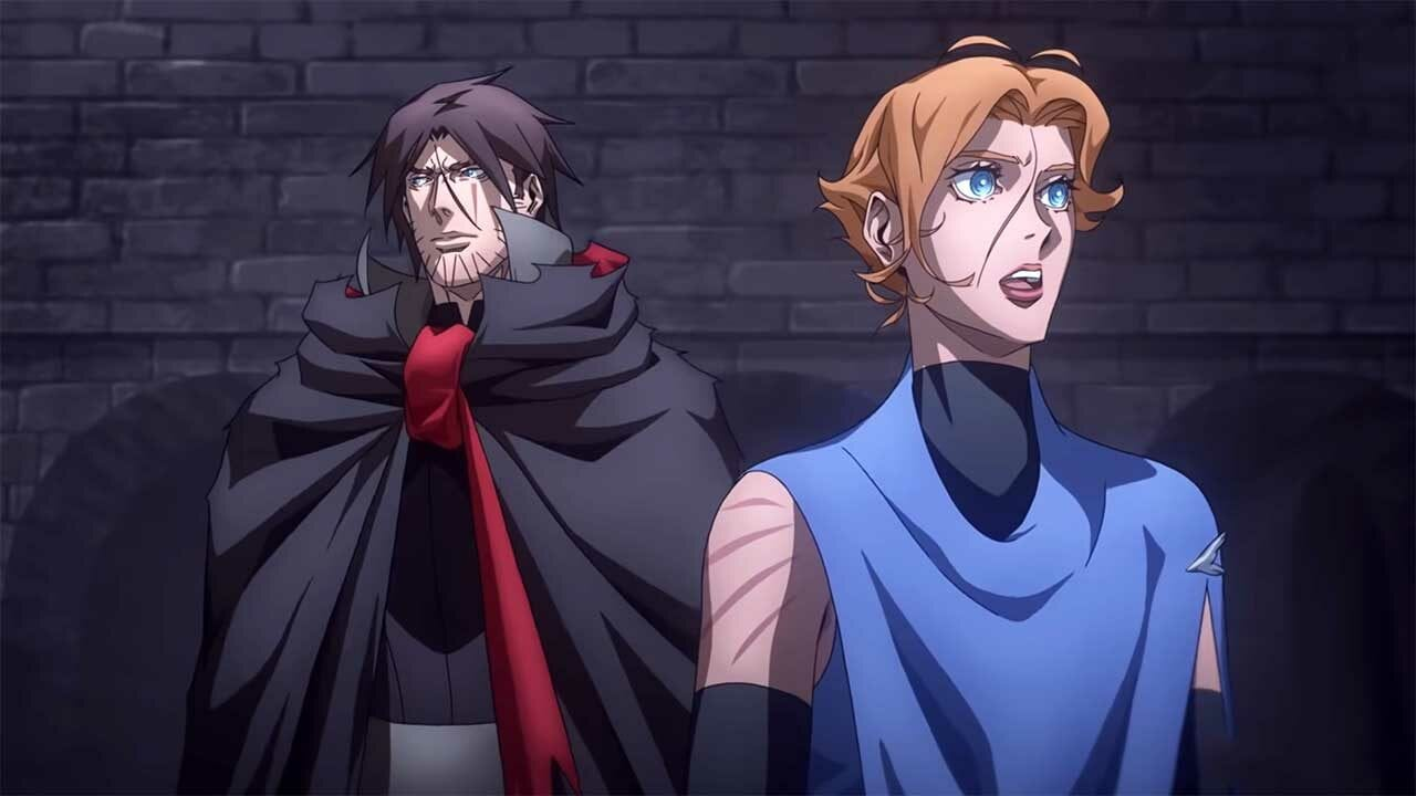Castlevania: Offizieller Trailer zur 4. Staffel der Anime-Serie