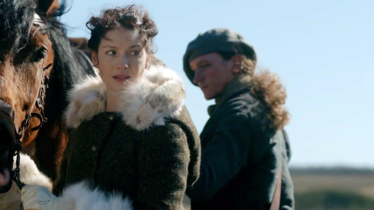 Outlander: Top 10-Szenen zum Lachen
