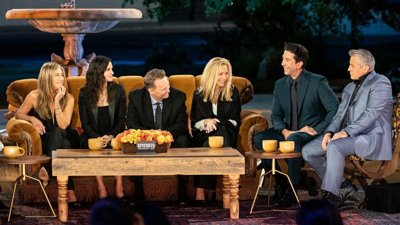 Friends Reunion: Wann ist das Special in Deutschland zu sehen?