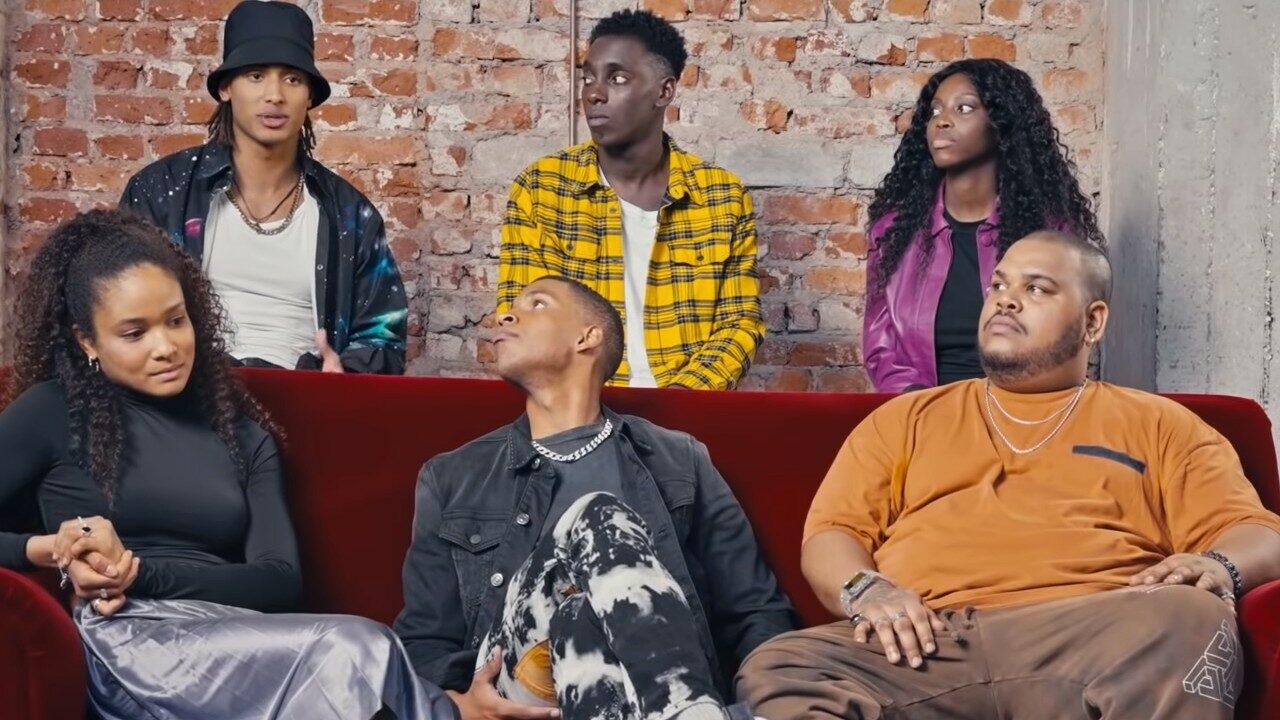 """Black Italian 101 mit dem Cast von """"Zero"""""""