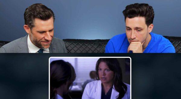 """Wie realistisch ist """"Grey's Anatomy""""? Echter Arzt & echter Anwalt schauen die Serie"""