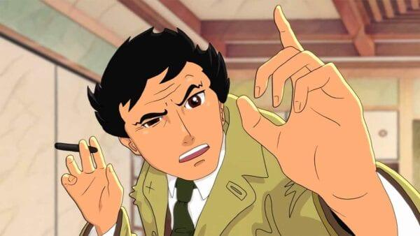 "Wenn ""Columbo"" eine Anime-Serie wäre…"