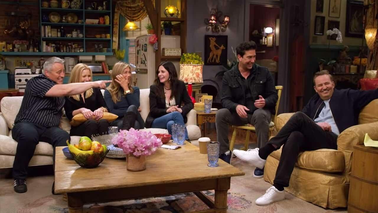 Friends: Offizieller langer Trailer zum Reunion-Special