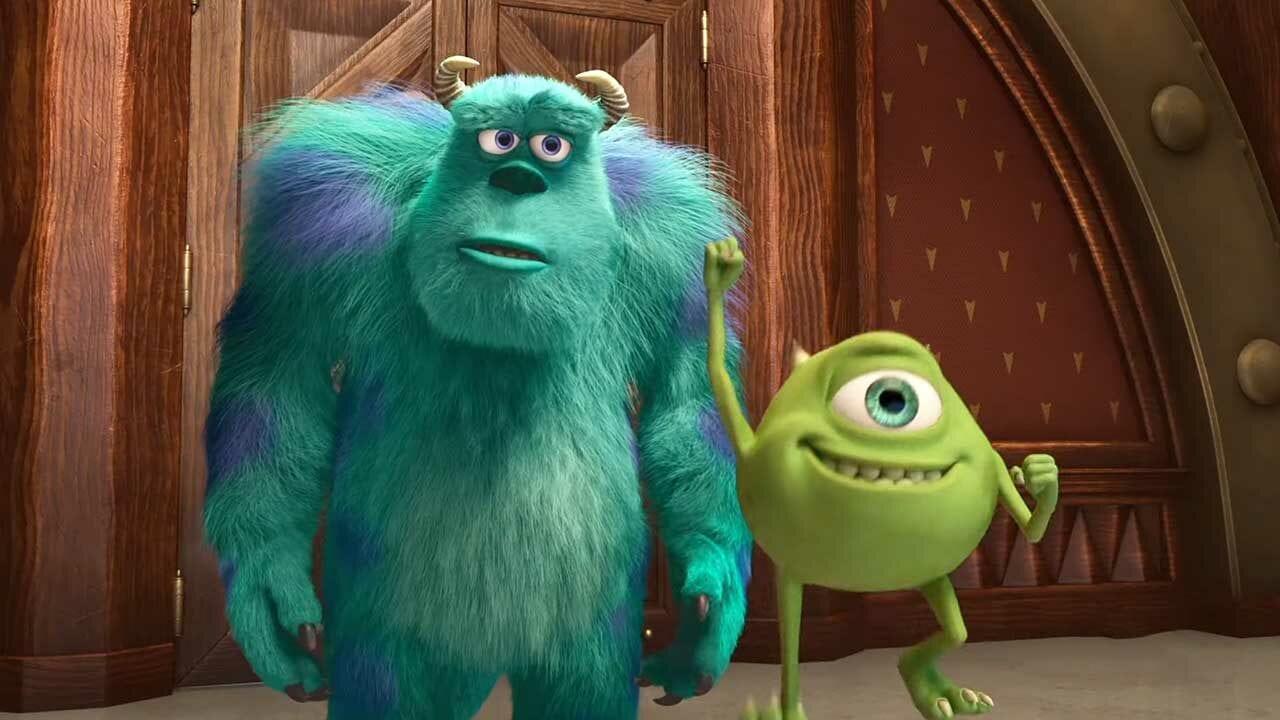 """""""Die Monster AG"""" wird zur Serie: Sneak Peek zu """"Monsters At Work"""""""