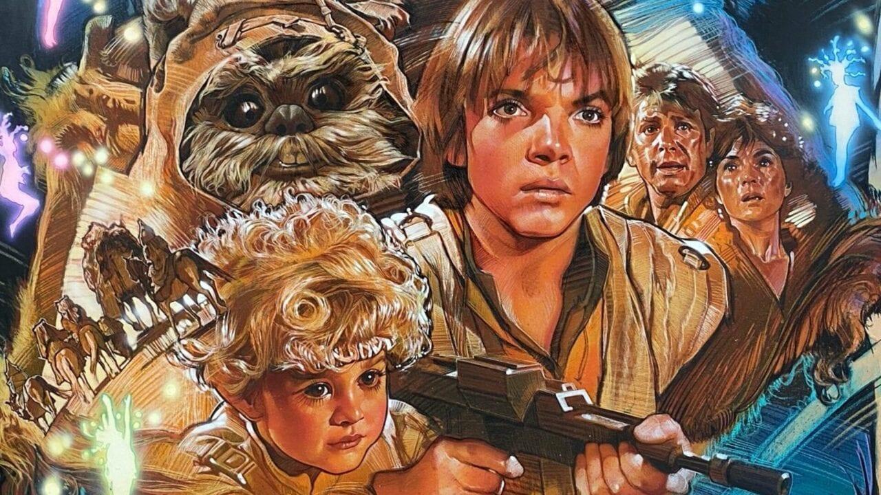 """Aus dem """"Star Wars""""-Archiv: Clone Wars 2D, Ewoks-Serie und -Filme kommen zu Disney+"""